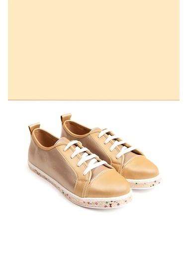 Pierre Cardin Ayakkabı Altın
